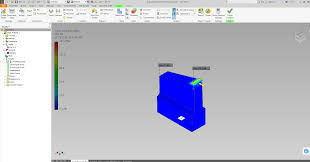 solved inventor stress analysis help autodesk community