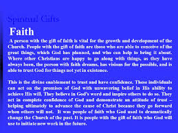 faith gifts manchester central seventh day adventist church ppt