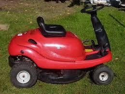 mtd sprinto tractor mower kawasaki engine underseat grassbox