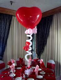 Valentines Day Balloon Decor by Wedding2