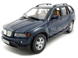 bmw diecast model cars bmw x5 blue 1 24 diecast model car by motormax 73254 ebay