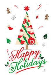 free printable happy holiday cards printable cards