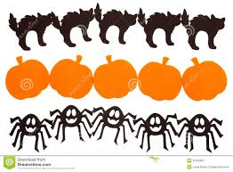 halloween garland clipart u2013 festival collections