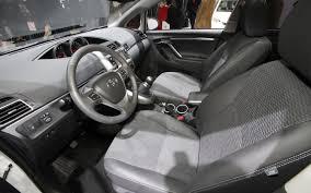 toyota verso 2013 toyota verso 2012 paris motor show motor trend