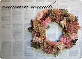 autumn wreath a pretty autumn wreath jones design company