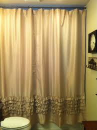 Hookless Shower Curtain Walmart Bathroom Incredible Dillards Shower Curtains Design For Your Cozy