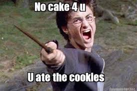 No Cake Meme - harry is selfish meme by ec3459 on deviantart
