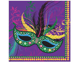 new orleans party supplies mardi gras party etsy