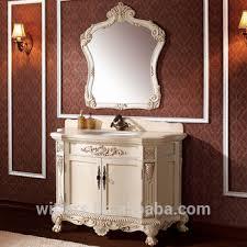 Cream Bathroom Vanity by European Solid Wood Cream Bathroom Vanity Classic White Farmhouse