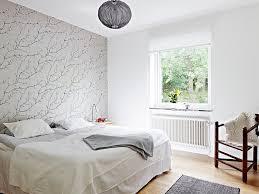 interior home bedroom over light wallpaper ideas greenvirals style