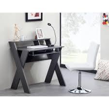 bureau 80 cm longueur bureau longueur 90 cm bureau metal bois eyebuy