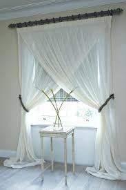 rideaux de chambre à coucher modele rideaux chambre a coucher voilage blanc pour la chambre a