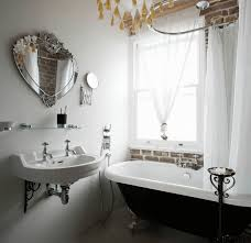 glass floating large bathroom mirror design ideas levels shelves