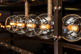 industrial style ceiling lights glass bubble light fitting industrial style metal ceiling light