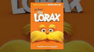 dr seuss u0027 the lorax youtube