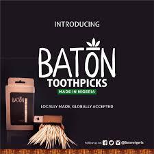 baton toothpicks on batonnigeria toothpicks are