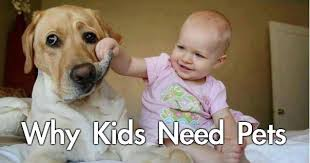Kids Meme - 23 adorable reasons why kids need pets weknowmemes