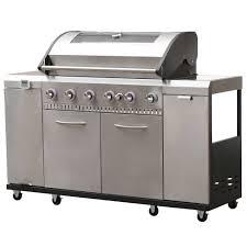 grillk che landmann grill chef premium 6 burner gas bbq