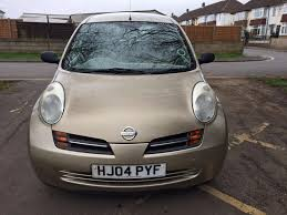 nissan micra engine for sale used 2004 nissan micra s 5dr for sale in fareham hampshire