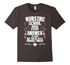nursing shirts nursing school shirts hospital student t shirt