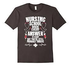 nursing shirts nursing school shirts hospital student t shirt