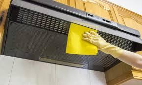 nettoyage hotte de cuisine trucs utiles nettoyer é par é une hotte aspirante et une