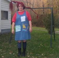 pippi longstocking costume a much larger pippy longstocking costumes costume pop