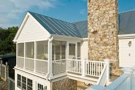 extend living space with a comfy screened in porch