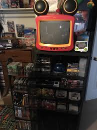 new tube tv for my retro games album on imgur