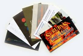 business cards in plantation maddy s print shop