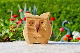 free photo owl wood owl deco decoration free image on