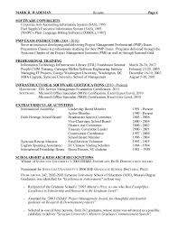 resume masters degree wademan mark resume