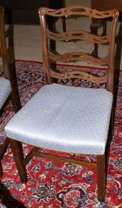 baker dining room chairs set of four baker furniture dining room chairs