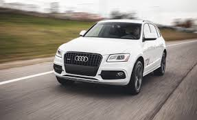 audi q5 price 2014 2014 audi q5 tdi diesel instrumented test review car and driver
