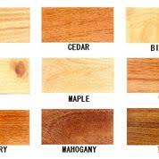 the various wood and timber types used in construction