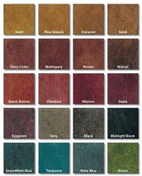 Stain Concrete Patio Yourself Stained Concrete Floor Color I U0027ve Never Heard Of This Until Just