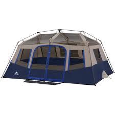 10x10 Canopy Tent Walmart by Ozark Trail 10 Person 2 Room Instant Cabin Tent Walmart Com