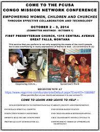 presbyterian church of ashland ministries congo mission