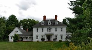 colonial homes the federal colonial exterior trim and siding the