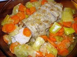 cuisiner le veau en cocotte recette de rôti de veau en cocotte