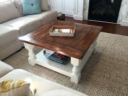 white farmhouse coffee table farmhouse coffee table croosle co