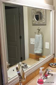 bathroom epic white bathroom design using white wood framed interesting bathroom design ideas using hanging bathroom mirror excellent bathroom ideas using white wood framed