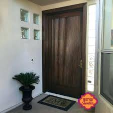 Solid Timber Front Doors by Solid Oak Front Doors With Sidelights Surrey Uk Good Coloring