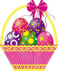 Easter Decorations Clipart by Easter Yellow Egg With Flower Decoration Png Clipart Picture