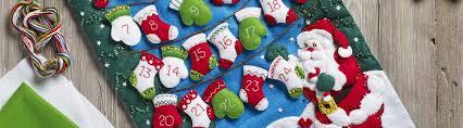bucilla christmas stocking kit new release