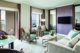 living room suite the bay view suite in florida the ritz carlton sarasota