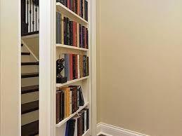 Secret Compartment Bookcase 57 Moving Bookcase Hidden Door Secret Hidden Bookcase Door Plans