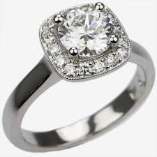 platinum pave rings images 1 carat diamond pave halo ring in platinum chris lewis jewellers jpg