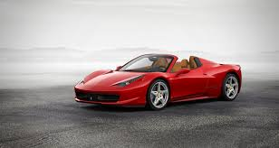 ferrari custom build your own 458 spider ferrari official website