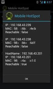 mobile hotspot apk mobile hotspot apk free communication app for android